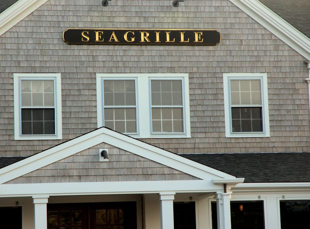 The Sea Grille is always excellent