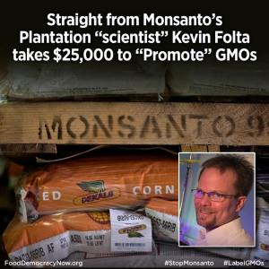 Attack from GMO Free USA
