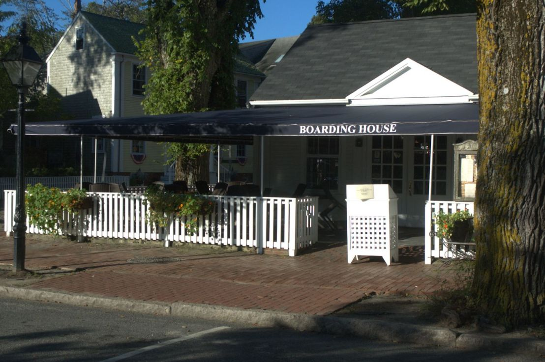 The Boarding House: Nantucket comfort food