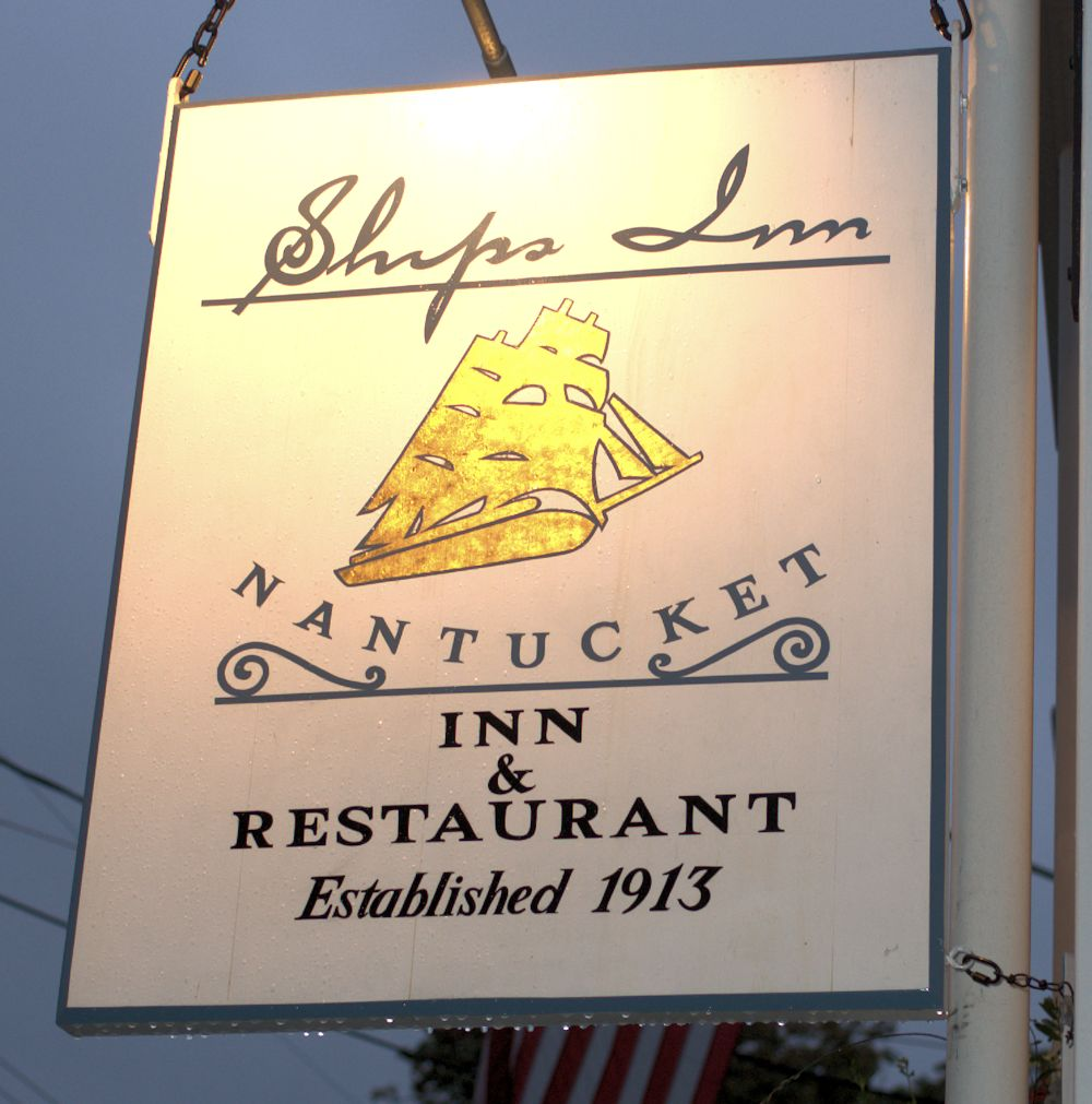 The Ships Inn: elegant and understated