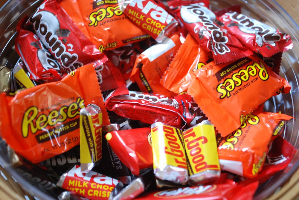 Halloween candy: How todecide