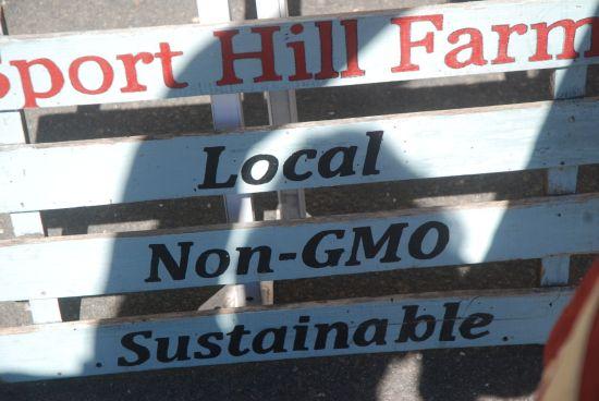 sport hill sign