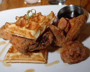 chicken-waffles