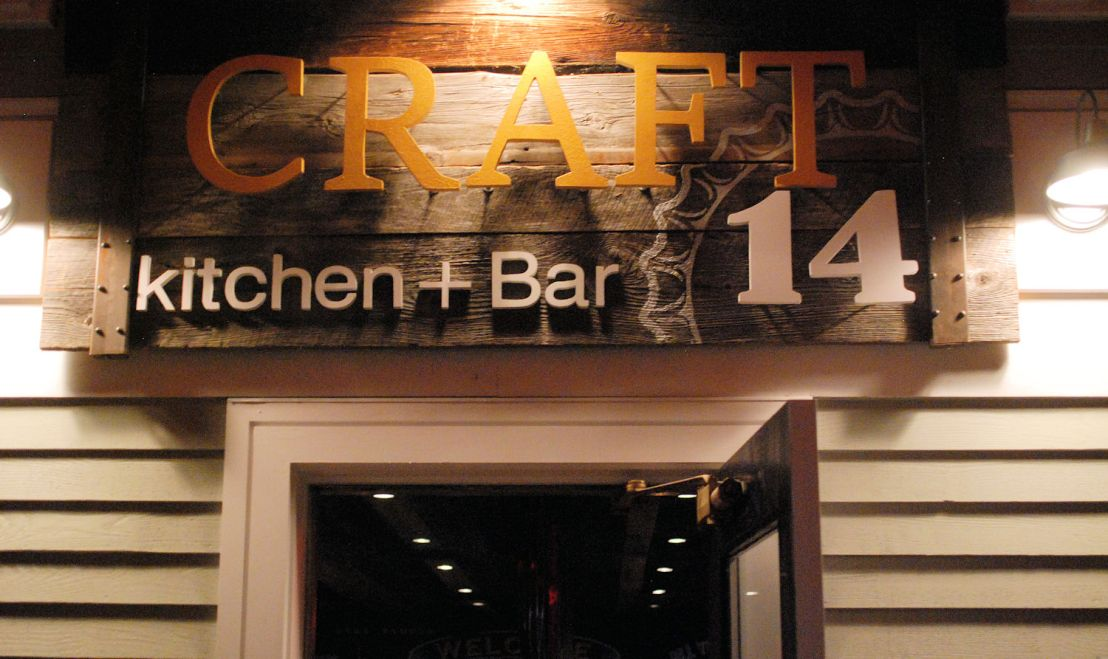 Craft 14 Kitchen and Bar opens inWilton