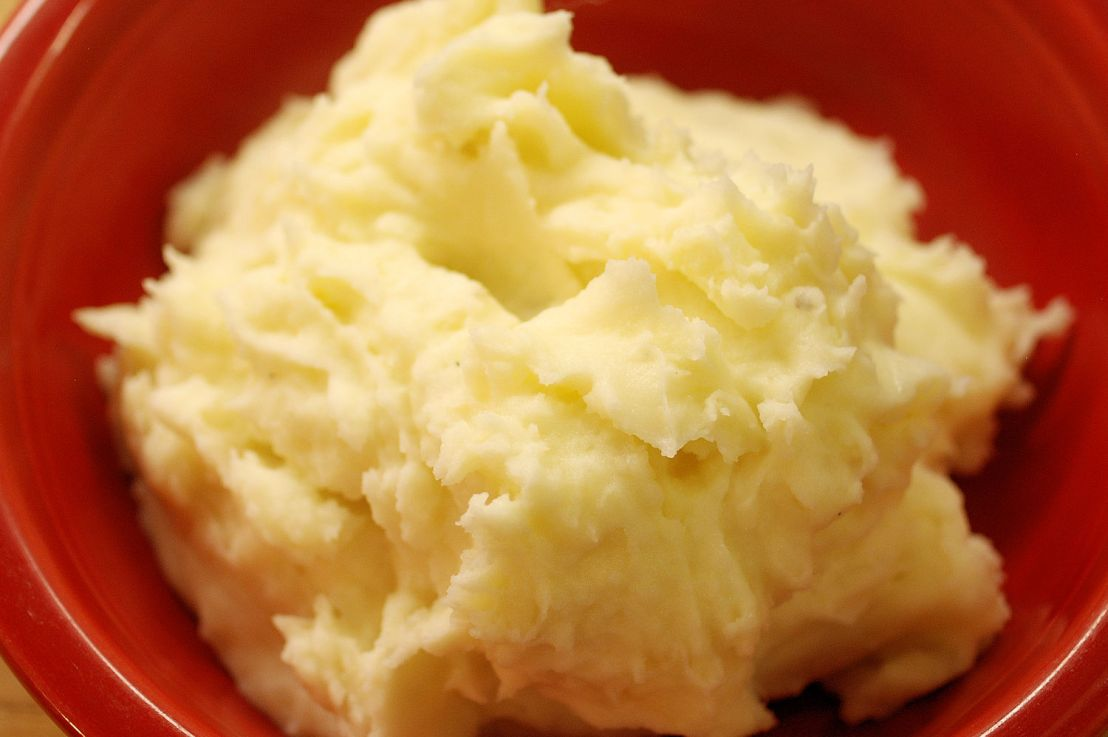 Easy mashed potatoes in an Instant Pot