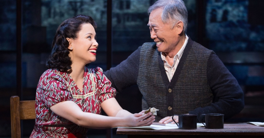 Allegiance- George Takei's musical in HD