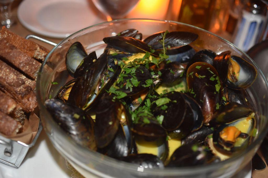Mussels Le Penguin