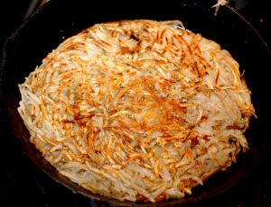 rosti-in-pan