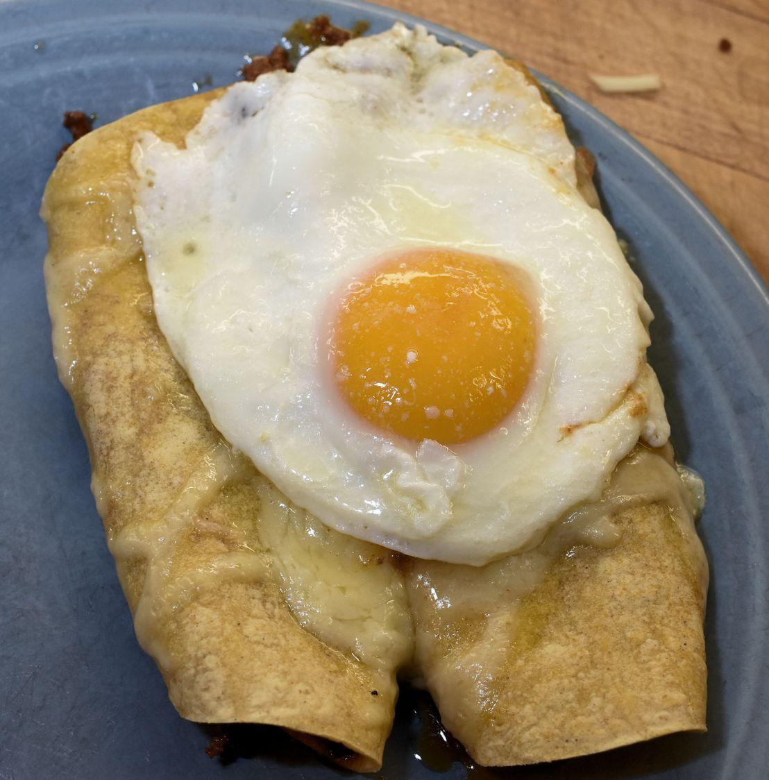 Enchiladas, southwest style