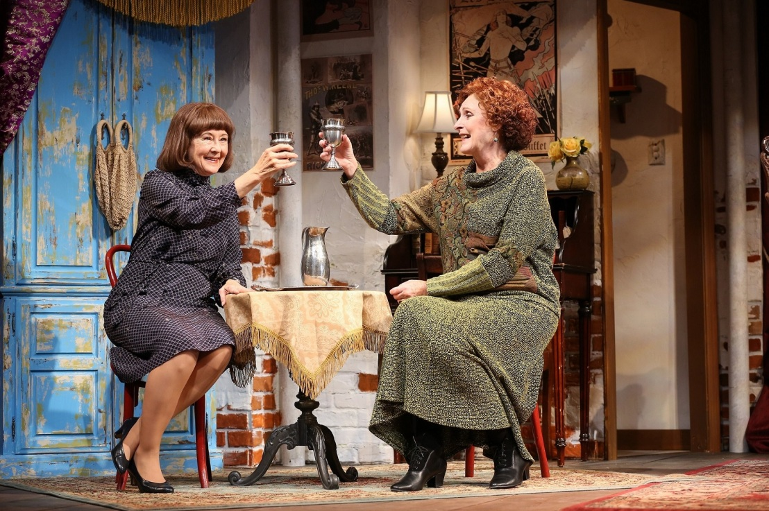 """'Lettice and Lovage"""" opens at WestportPlayhouse"""