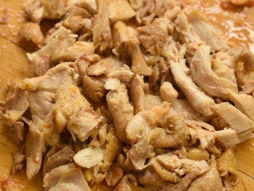 cut up chicken