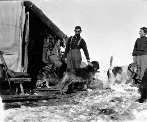 Alaskan legends: Joe and Fannie Quigley