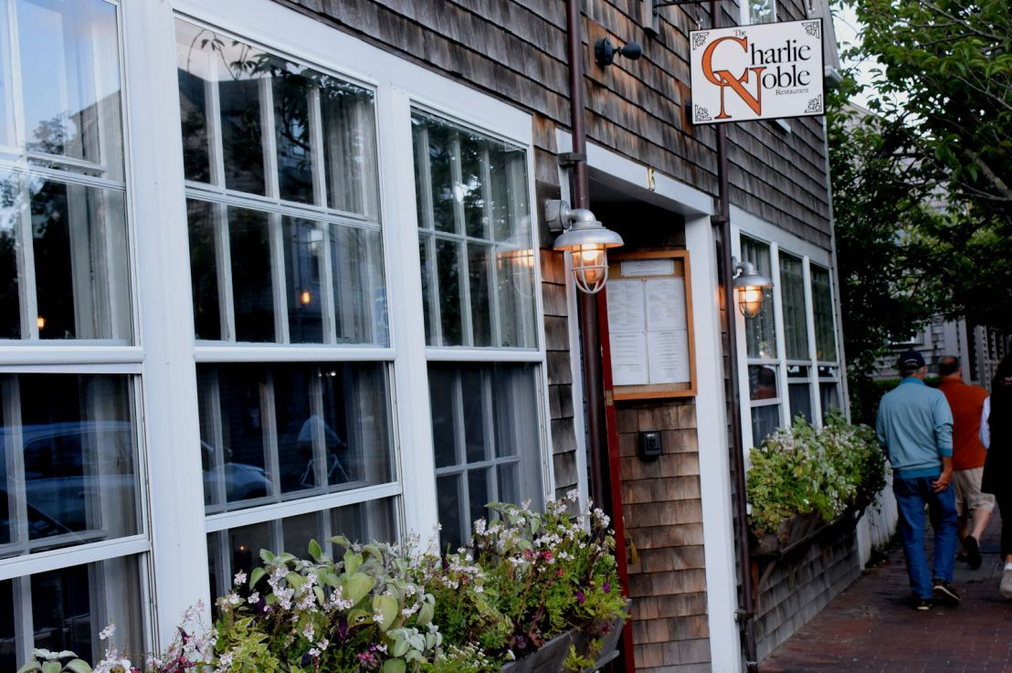 Charlie Noble: a new Nantucket pub