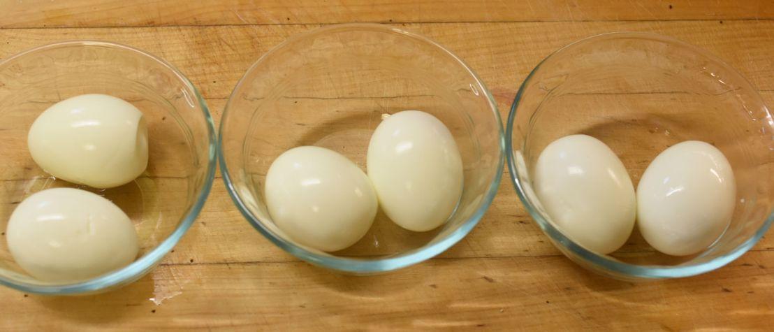 3 boiled