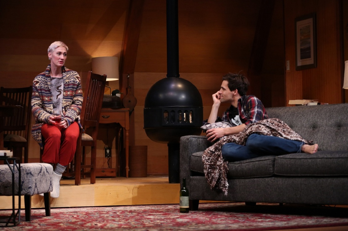 'Sex with Strangers' opens at Westport Playhouse