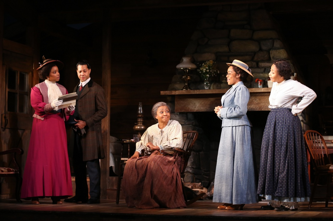 """Flyin' West"" opens at Westport Playhouse"