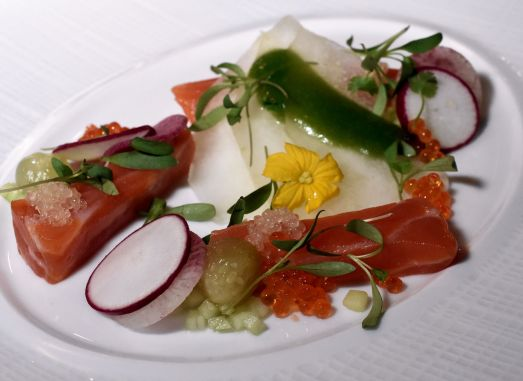 Ocean trout Toppers