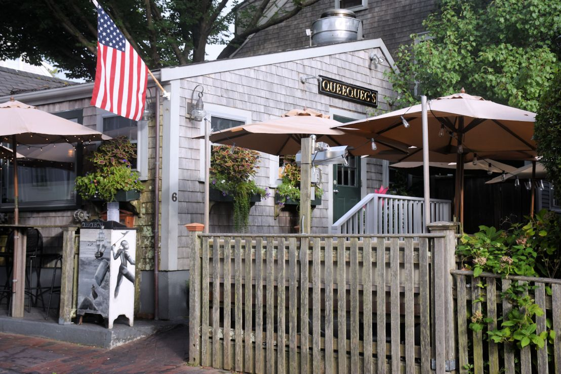 Queequeeg's: a great familyrestaurant
