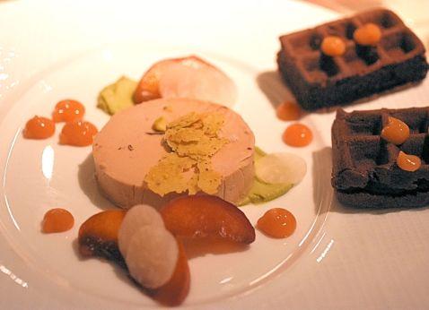 foie gras terribe