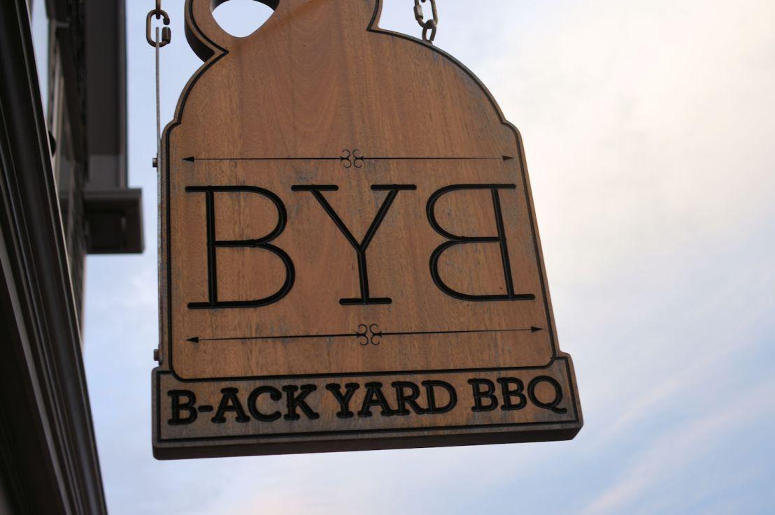 B-ACK yard Barbecue