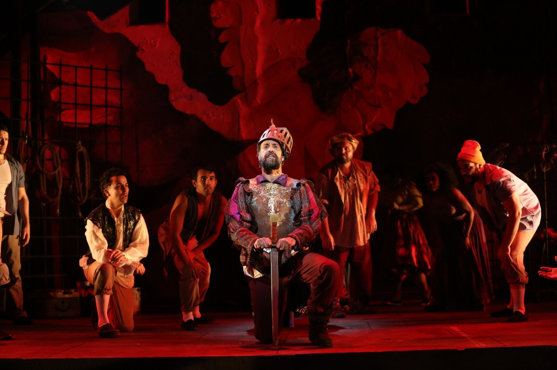 'Man of La Mancha': Half aloaf