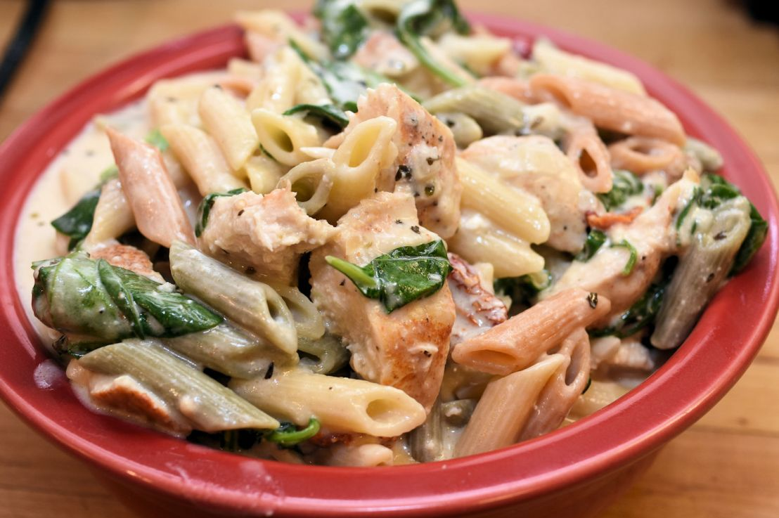 Tuscan Chicken Pasta: Instant Pot or Not
