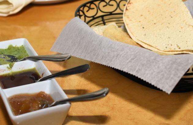 naan appetizer