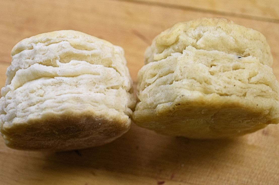 Delicious southern buttermilk biscuits