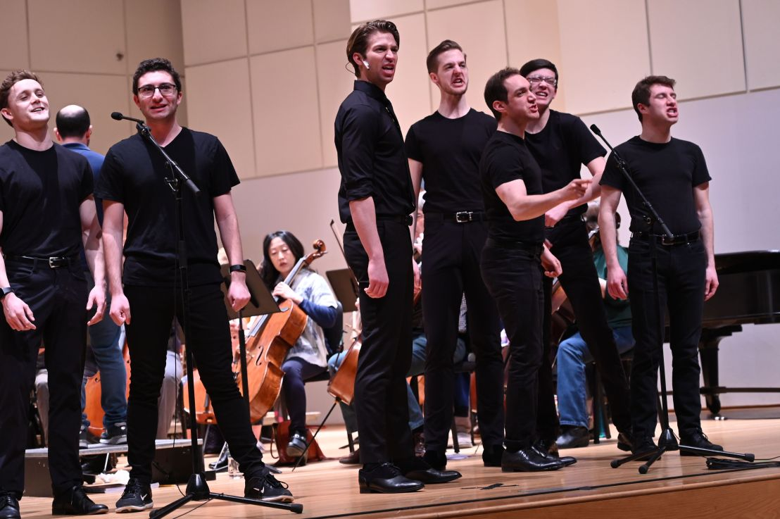 Outstanding 'West Side Story' by Norwalk Symphony