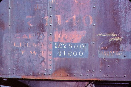 railway car Nikkorex