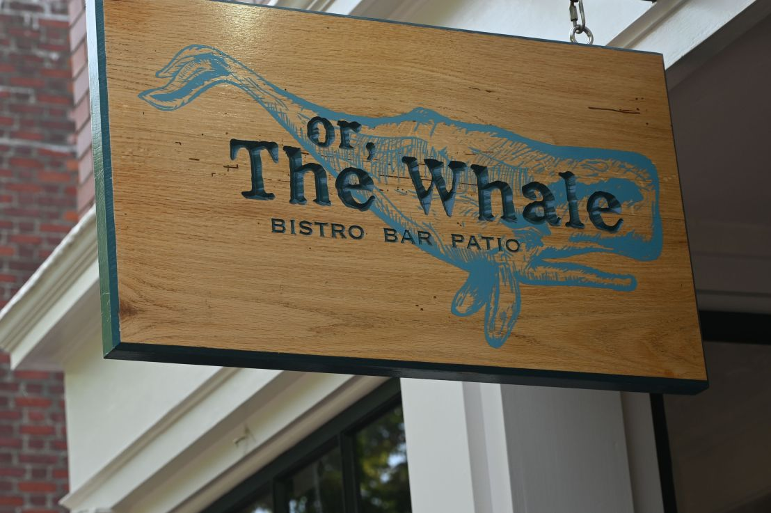 Or, the Whale: a Nantucket bistro