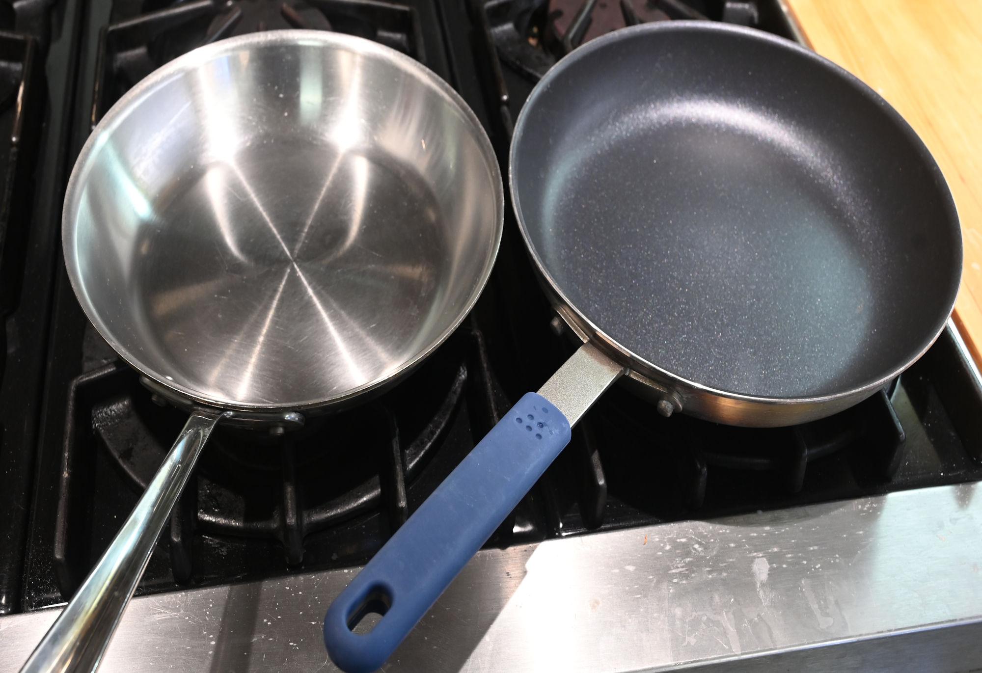 both pans
