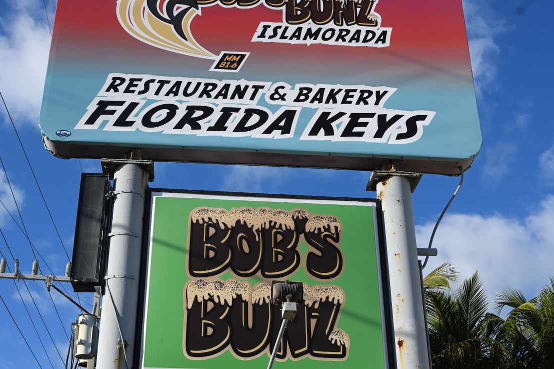 Bob's Bunz: breakfast in the Keys